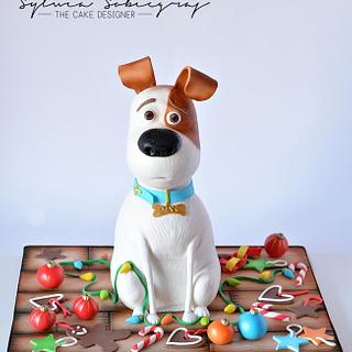 The Secret Life of Pets Birthday Cake