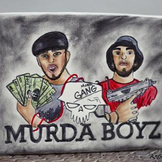 Murda Boyz rappers
