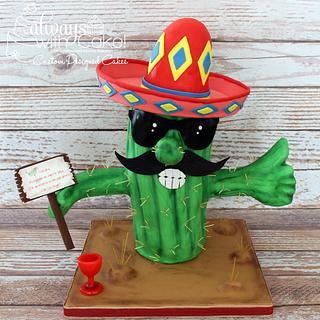 Paco the Birthday Cactus
