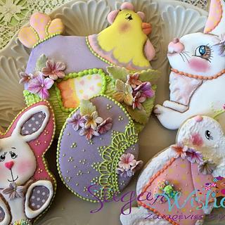 Easter Cookies 2020