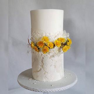 Cake International 2020 Virtual Edition  - Cake by Tassik