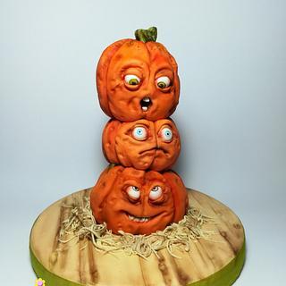 Silly Pumpkins