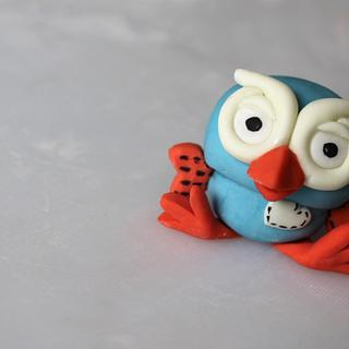 Giggle and hoot tutorial  - Cake by Zoe's Fancy Cakes