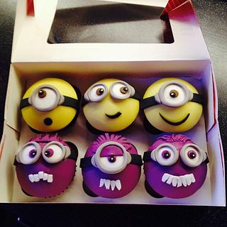 Minions ready for mischief!