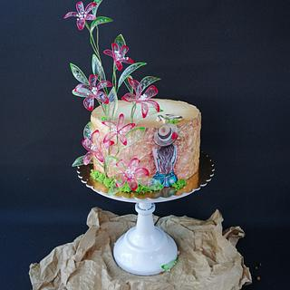 Double-sided cake  - Cake by Mischell