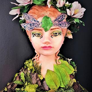 Aelinor - The woodland Elf