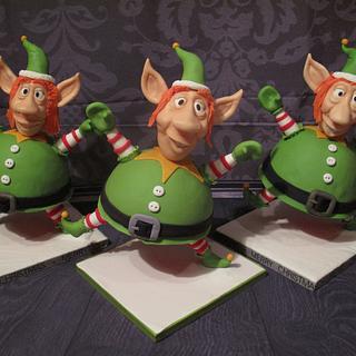 Eddy the Elf