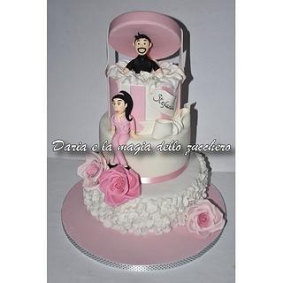 Cake 30th birthday woman