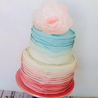 Pretty little cake xxx