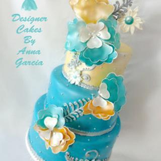 Designer Cakes by Anna Garcia