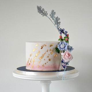 Isobel - Cake by Amanda Earl Cake Design