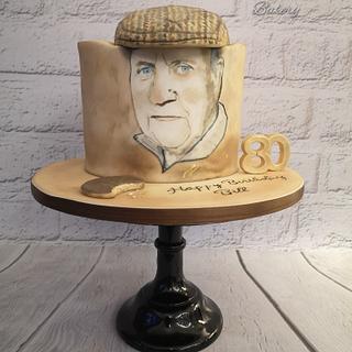 Meet Bill - Cake by Sue's Sugar Art Bakery