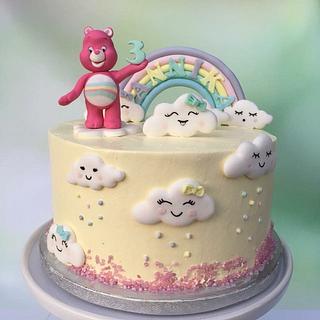 Care Bear - Cake by Martina
