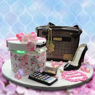Pandora Box & Bag
