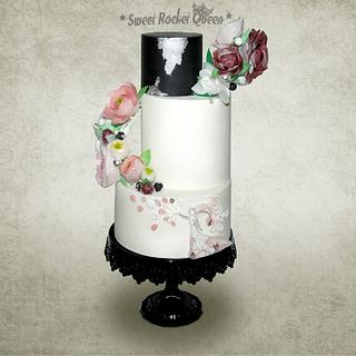 The Bouquet - Cake by Sweet Rocket Queen (Simona Stabile)