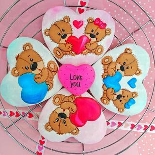 Bear plate love