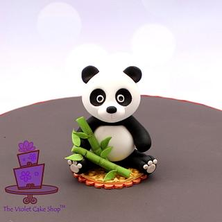 Panda for the It's a Small World collaboration