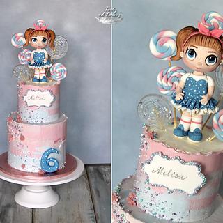 LOL cake - Cake by Lorna