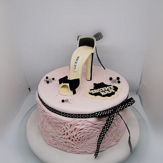 Prom cake - Cake by Tsanko Yurukov