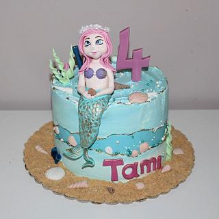 cake for Tami