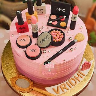 Fashion cake - Cake by Arti trivedi