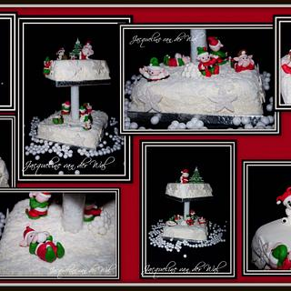 Merry Christmas to every one on CakesDecor