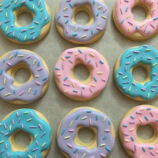 Donut Cookies!
