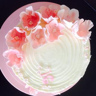 Pink Fantasy Flowers