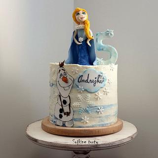 Elza cake - Cake by SojkineTorty