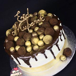 Eid Mubarak cake - Cake by Maria's
