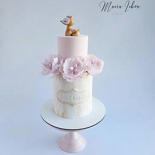 Woodland - Cake by Maira Liboa