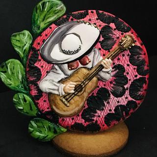 México lindo y querido  - Cake by Yazmin Rodríguez Lemus