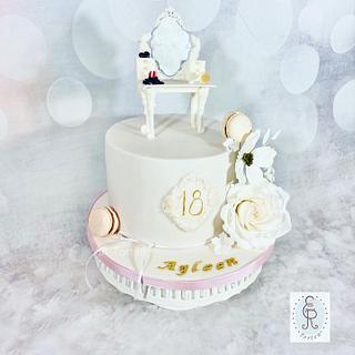 18 Birthday Make-up