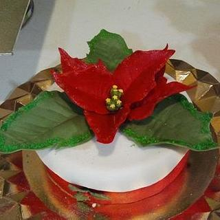 pastel de navidad - Cake by rockandcakes