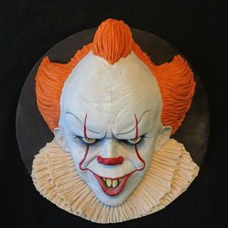 🎈 Pennywise Cake 🎈