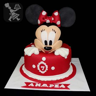 Miney Mause cake