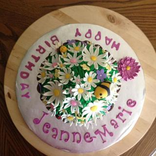 Summer Flowers for Jeanne-Marie