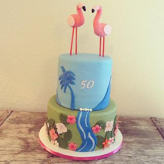 50th Flamingo