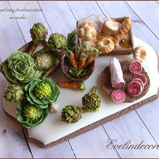 Food miniature