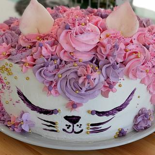 Cat cake - Cake by Tinkerbell sweets