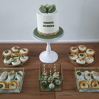 Henna sweettable - Cake by Cake Rotterdam