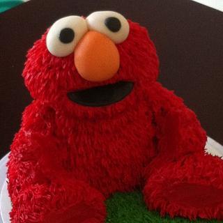 3D Elmo