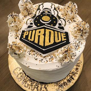 Grad cake - Cake by MerMade