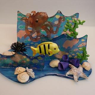 Aquarium topper