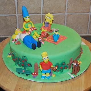 The Simpson´s day out