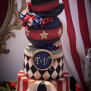 Circo - Cake by Cristina Sbuelz