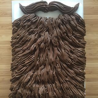 Beard cake  - Cake by Misssbond