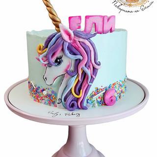 Unicorn - Cake by Emily's Bakery