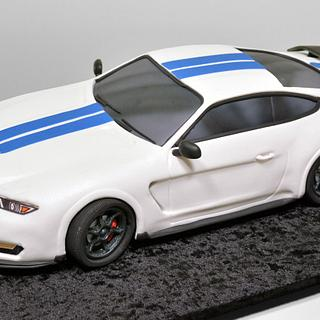 3D Ford Mustang Shelby GT350 Car Cake