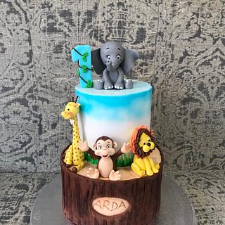 Sarari Cake